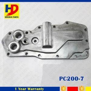 De Dekking van de Koeler van de Olie van de Radiator van het roestvrij staal voor Motor pc200-7 (3923332)