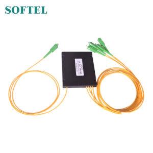 FTTH fibra óptica SC/APC divisores PLC
