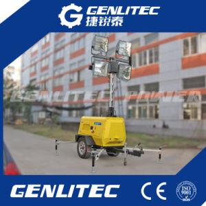 9 des hydraulischer Mast-beweglichen hellen Meter Aufsatz-(GLT6000-9H)