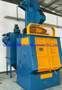 Q32 Tablier grenaillage Machine / Crawler grenaillage Machine