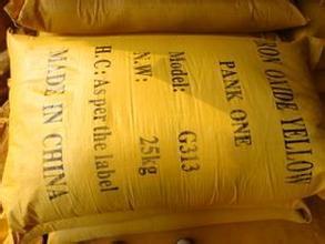 Prijs van de Fabriek van het Oxyde van het ijzer de Gele