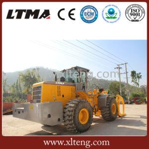 Protokoll-Ladevorrichtung der Ltma Forstwirtschaft-Maschinen-12 der Tonnen-ATV