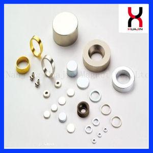 El neodimio disco personalizado/Cilindro/Arc/Bloque/anillo de imanes permanentes