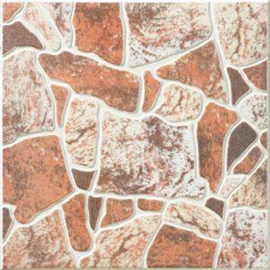 Bouw Materiaal, Tegel van de Vloer van de Decoratie de Materiële, Rustieke, Verglaasde Tegel, de Tegel van het Porselein, de AntislipTegel van de Vloer voor de Decoratie van het Huis (40*40cm)