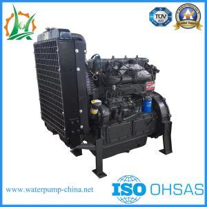 Pompa autoadescante del motore diesel dei rifiuti per acque luride comunali