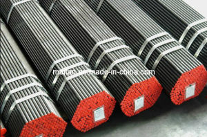 Nahtloses Alloy Steel Tubes und Pipes T5, T9, T23 usw.