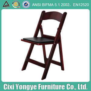 Resin Material에 있는 마호가니 Folding Chairs