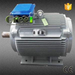 Generatore senza spazzola a tre fasi per uso della turbina di vento e della turbina dell'acqua