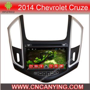 2014년 Chevrolet를 위한 A9 CPU를 가진 Pure Android 4.4 Car DVD Player를 위한 차 DVD Player Capacitive Touch Screen GPS Bluetooth Cruze (AD-8155)