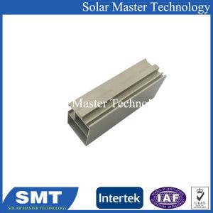La construcción de aluminio extrusionado Metarial / Perfil de aluminio extruido, de la puerta para Windows