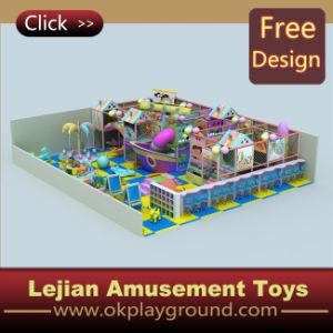 La SGS Amusement Park Kids Indoor Playground Design (ST1417-9)