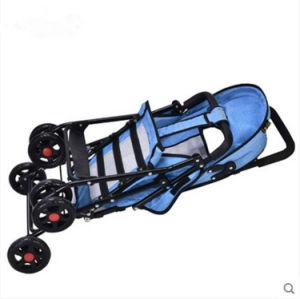 販売のためのコップホールダーのバギーが付いている最もよい携帯用ベビーカーの夏の手押車の乳母車