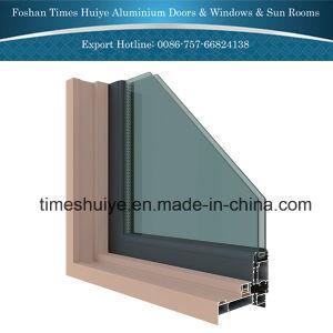 Stoffa per tendine di alluminio Windows con colore grigio