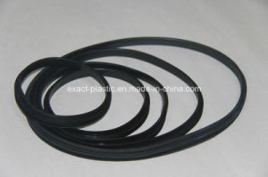 Juntas de EPDM/Juntas de duto de aço galvanizado, Tubo em espiral