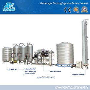 RO máquina de tratamiento de agua mineral (AK-RO)