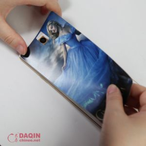 携帯電話の皮を美化するDIYの携帯電話のステッカーのソフトウェア