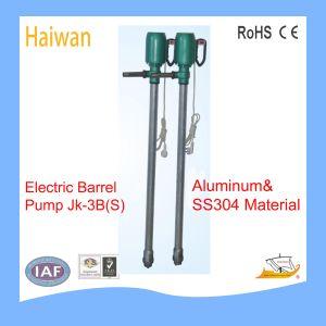 ディーゼル油圧オイル(JK-3B)のための電気ドラムポンプ、