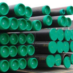 Carbon laminato a caldo Steel Seamless Pipes per Structure