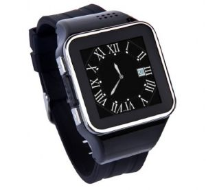 S2 Water Proof Watch Handy, Wrist Handy, Water Resistant Smart Watch Capacitive Screen Synchronise Contacts mit Android Phone