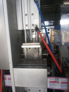 Lingettes humides machine de conditionnement (VPD 250)