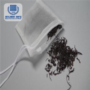 Teebeutel/Nylonineinander greifen