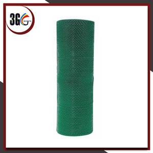 Anti couvre-tapis d'étage de glissade de PVC avec S&Z formé