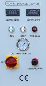 噴霧のための血しょう表面処理機械。 結合。 びん。 ガラス。 ボックス