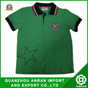 De T-shirt van het Polo van de Jongen van jonge geitjes voor de Kleding van Kinderen