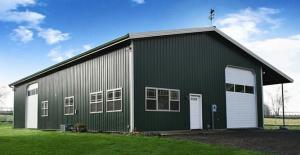 Revestimiento de pared paneles sándwich de almacén de la estructura de acero/Estructura de acero prefabricadas casa o edificio de estructura de acero