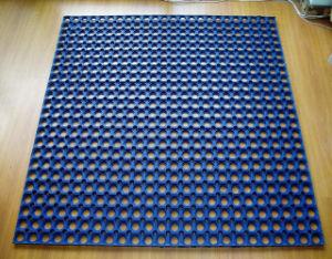 有用なゴム製マット、Outdorのスリップ防止運動場のゴム製床のマット
