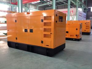 セリウムの製造者10-200kw防音のWeifangのディーゼル発電機(GDW100*S)