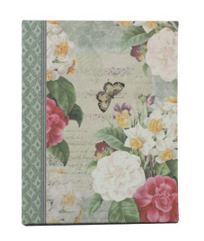 Agenda Escolar personalizada para notebook de tecido