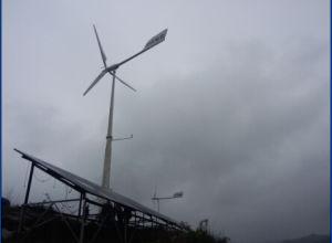 Qingdao Anhua 5Kw Inclinação: Controlada turbina eólica de baixo ruído