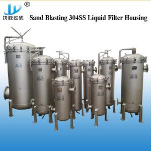 Abrazadera de unión industrial de la caja del filtro de la bolsa de acero inoxidable
