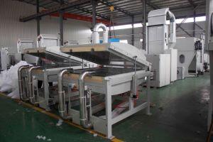 Bola de alta capacidad de la máquina de fibra para la variedad de materiales