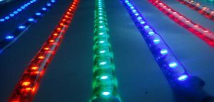 Tira de LED Flexible RGB (FPC08-20-60llevado3528-12V).