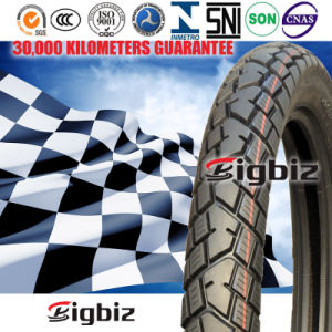 3.00-17 Motorrad zerteilt Reifen/Gummireifen mit gutem innerem Gefäß