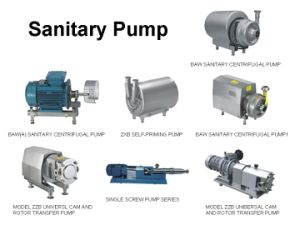 Gesundheitliche Pumpe