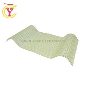 Le PRF de haute qualité en plastique renforcé de fibre de verre lucarne du panneau de toiture 038