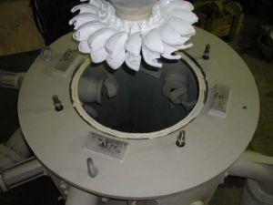 Pelton générateur hydroélectrique