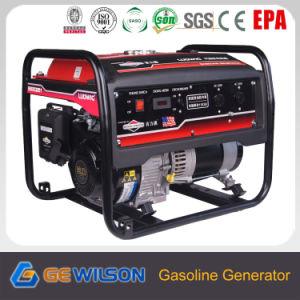 Generador de gasolina con Recoil Inicio