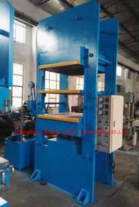 새로운 향상된 기술적인 고무 가황 압박 또는 고무 경화 압박 또는 격판덮개 가황 압박 (CE/ISO9001)