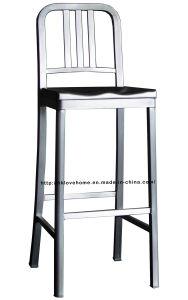 Рестораны Emeco ВМС из алюминия высокой бар Табуреткам Kd сиденья стульев