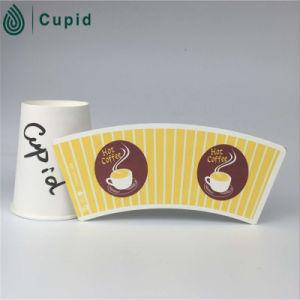 El papel de Stock taza marca Tuoler/vaso de papel a la venta
