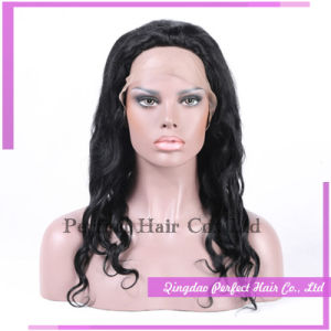 Remy Natural Short Lace Wigs with Bangs humanly Hair