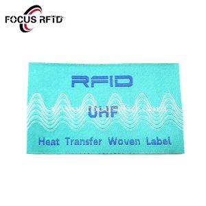 의복 부속품을%s 직물 외국인 H3/H4 RFID 꼬리표