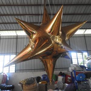 方法段階の装飾のための膨脹可能なミラーの開始