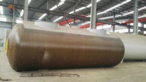 Статическое электричество Запрет на подачу топлива двойные стенки подземный резервуар для хранения топлива