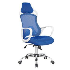 さまざまなカラー商業人間工学的の旋回装置の上昇のオフィスの網の椅子(FS-2006)