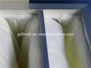 F8 Pocket filtre à air de cabine de pulvérisation